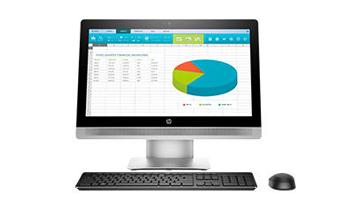 Ammann IT Services GmbH | Hewlett Packard Desktops