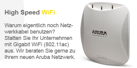 Ammann IT Services GmbH | Aruba Wifi