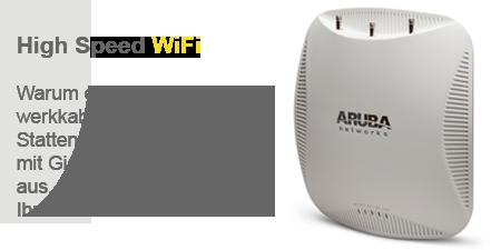 Ammann IT Services GmbH | Aruba Wifi