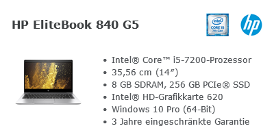 Ammann IT Services | HP EliteBook 850 G5
