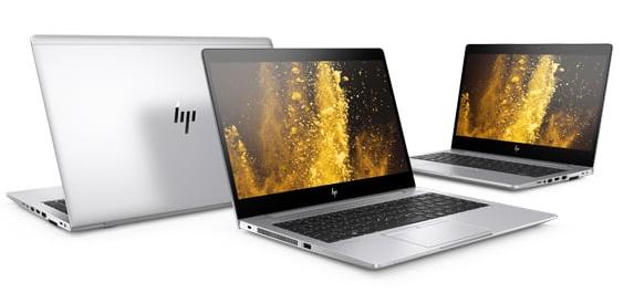 Die neuen Notebooks der 800er-Serie von HP sind da! (EliteBook 800 G5)